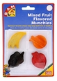 Munchie� Fruit Shaped Munchies With Flavor