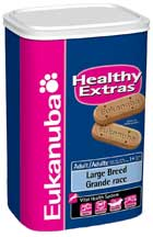 Eukanuba� Healthy Extras� Adult Large Breed Biscuits 32 oz.