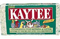 Kaytee� Chlorophyll Pine Bedding & Litter 1500 cu in