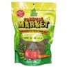 Smart Dog Treats Farmers Market USDA Certified Organic Chicken and Vegetables Strips for Dogs 16oz Bag by Plato