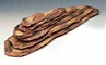 "Deco Replicas Large Brown Shale Ledge 15"" L x 5"" D x 3"" H"
