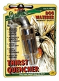 Thirst Quencher Dog Faucet Waterer by Oasis