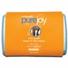 Unleash Purejoy Wipes Extra Gentle Regular 56 Count