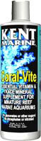 Kent Marine Coral-Vite Vitamin & Mineral Supplement 8 oz. #CV8