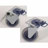 Pet Cargo Castors set of 4 ea. (2 w/Brakes & 2 without Brakes)