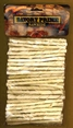 "Savory Prime 100 pack 5"" Natural Rawhide Twists"