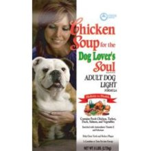 Chicken Soup Adult Dog Light Formula 18 lbs