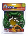 Tie-Out Cables Super Weight Cable 10 Fit