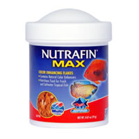 Hagen Nutrafin MAX Color Flakes .67 oz