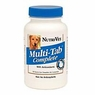 Nutri-Vet Multi Tab Complete Chewables Liver 60 Ct Cans