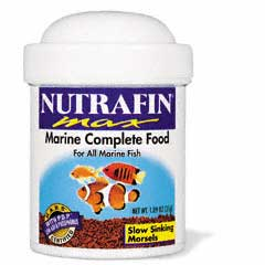 Nutrafin Max Marine Complete Food, 1.09 oz.