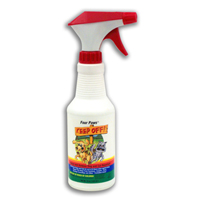 Keep Off! Indoor & Outdoor Dog & Cat Repellent 16 oz Spray Bottle