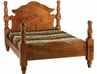 Masterpiece Oak Dog Bed