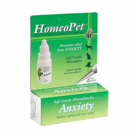 Hom Med Anxiety Feline 15 Ml Bottle