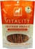 "Dogswell Chicken Breast Treats ""Vitality"" 15oz Bag"