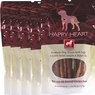"6 x 15oz Bags Dogswell ""Happy Heart"" Chicken Breast Treats VALUE BOX"