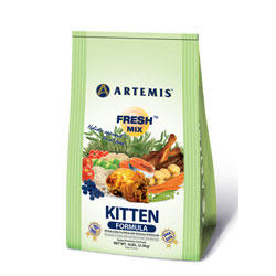 Artemis Fresh Mix Kitten 18-lb