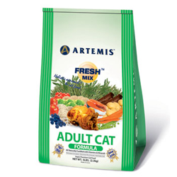 Artemis Fresh Mix Adult Cat 5-lb