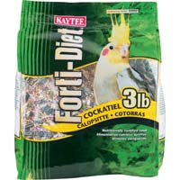 Kaytee� Forti-Diet� Cockatiel Food 3 lbs