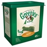 New Greenies Pantry Pack 27 oz Petite 45 greenies inside