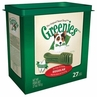 New Greenies Pantry Pack 27 oz Regular 27 greenies inside