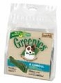 New Greenies Treat Pack 12 oz Jumbo 4 Greenies inside