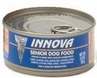 Innova Senior Canned Dog Food Case of 24  / 5.5oz Cans (Blue Cans)