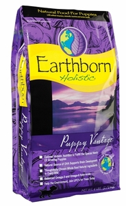 Earthborn Holistic Puppy Vantage 14 lb bag