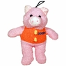 Aspen Booda Soft Bite Terry Cloth Pig Dog Toy