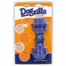 Aspen Booda Products Dogzilla Dumbbell Blue Xlarge