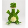 Aspen Bellies Frog Plush Dog Toy, Medium