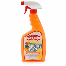 Nature's Miracle Orange-Oxy Power Stain and Odor Remover 24 oz.