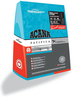Acana Pacifica Grain-Free Cat Food 5.5 Lb.