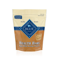 Blue Buffalo Health Bars with Natural Peanuts Treats For Dogs 18-oz pouch