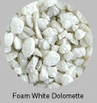 Foam White Wonder Rock 5 lb Bag by Kordon