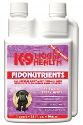 Liquid Health FidoNutrients 128 oz (1 gallon)