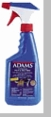 Adams Water Based Flea and Tick Mist 32oz Bottle