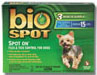 Bio Spot for Dogs Under 15 lbs 3Month Supply