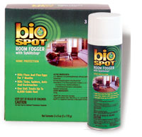 Farnam Bio Spot 3 x 6oz Room Foggers Triple Pack by Zodiac