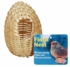 "(B1976) Living World Bamboo Finch Nest, Medium 4"" x 4"""