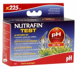 pH Low Range (6.0-7.6) for Freshwater, 225 tests