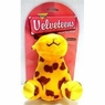 Aspen Velveteen Josh Giraffe Dog Toy- Medium