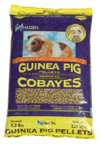 Guinea Pig Pellets, 5 lbs., bag