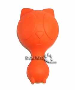 Ruffians Small Dog Toy - Cat