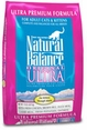 Natural Balance Dry Cat Ultra Premium 15 Lb Bag