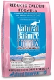Natural Balance Dry Cat Reduced Calorie 15 Lb Bag