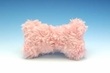 Curly Bone - Mini - Pink Plush Toy