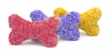 Fun Curly 10 Inch Bones - Assorted Colors Plush Toy