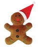 Curly Gingerbread Man - 10 Inch Velvet Plush Toy