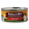 Newman's Own Organics Cat Beef / Liver 24 / 3 oz Can